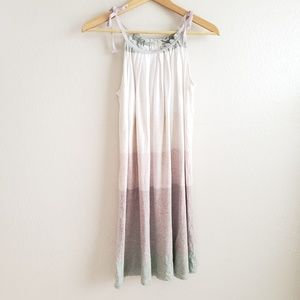 Anthropologie E by Eloise Gradient Heathered Ombre